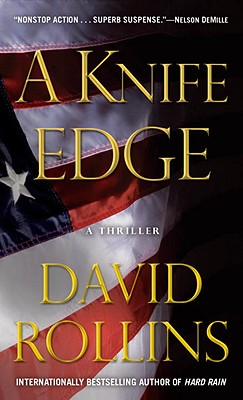 A Knife Edge By Rollins, David
